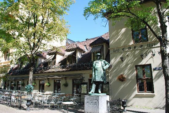 Engebret Cafe