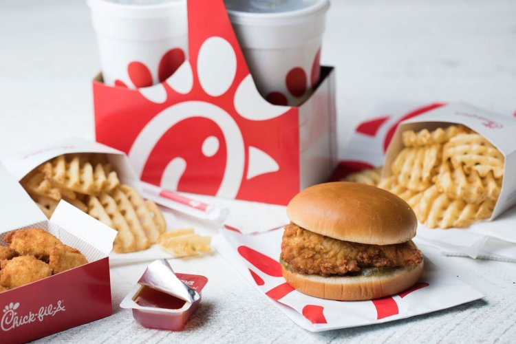 The History of Chick-fil-A