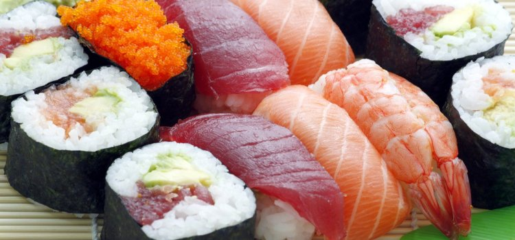 History Of Sushi, A Global Obsession