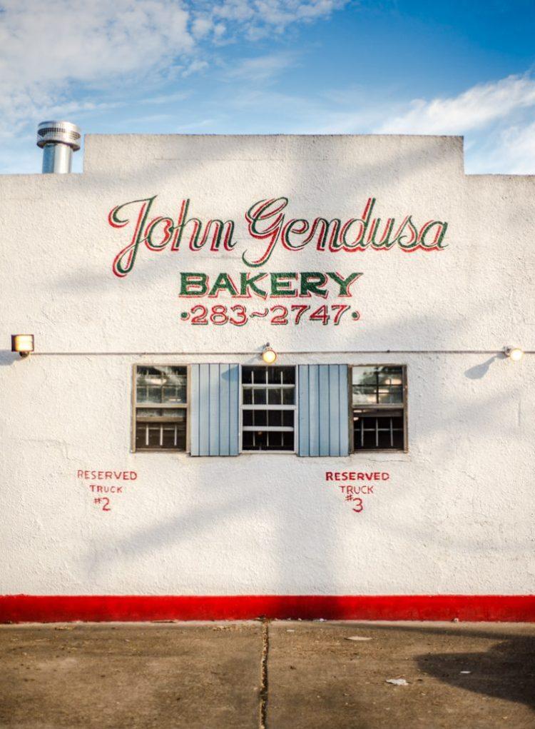 John Gendusa Bakery