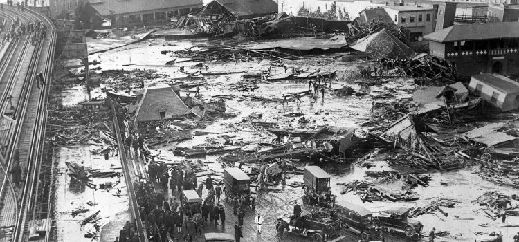 The Great Molasses Flood: How Boston Was Changed Forever