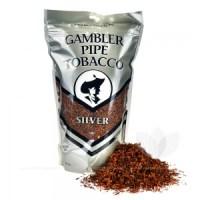 Gambler Pipe Tobacco Silver 16 oz. Pack