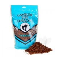 Gambler Pipe Tobacco Turkish 6 oz. Pack