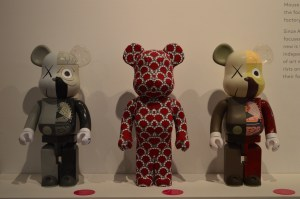 Some fun and creative artistic sculptures...all resembling the silhouette of Mickey Mouse,