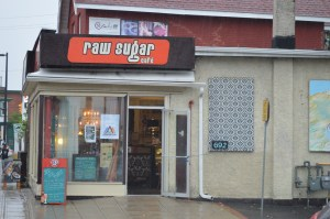 Stop by Raw Sugar on Sommerset.