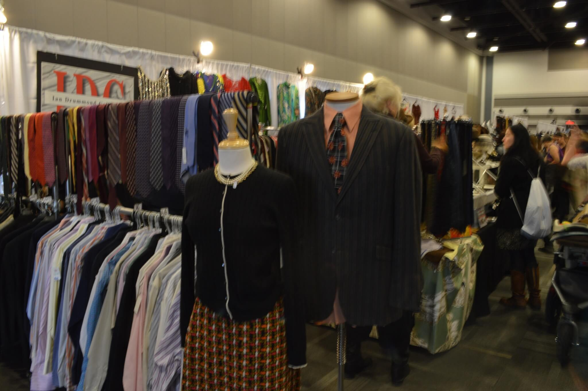 review of the 2014 ottawa vintage clothing show