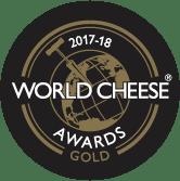 WORLD CHEESE AWARDS 2017-2018
