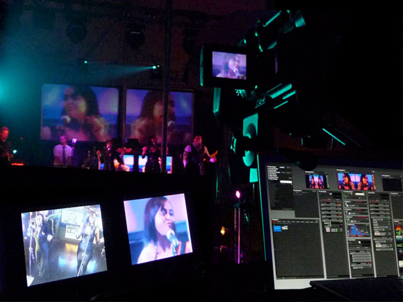 VIDEO & VISUALS LAB