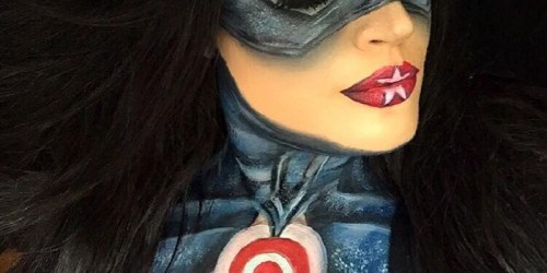 Irish Makeup Artist Natalie Costello is Going Viral for Her Amazing Movie Inspired Transformations