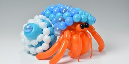 Japanese Artist Masayoshi Matsumoto Made Unbelievably Realistic Balloon Animals