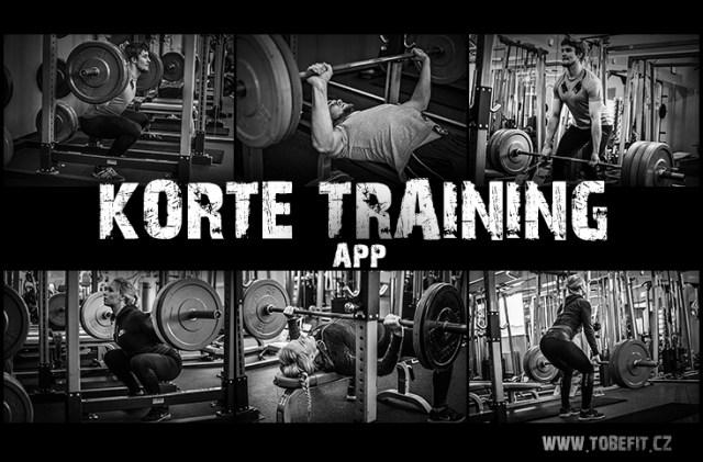 korte trénink
