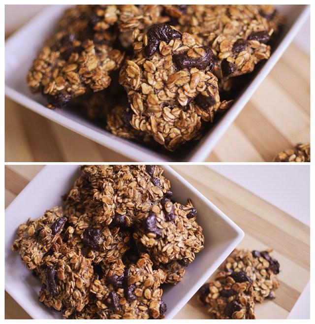 ovesné cookies