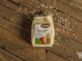 Rýžové vločky instantní