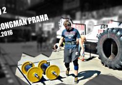 Vlog 2 - strongman Praha v Hara-Gym