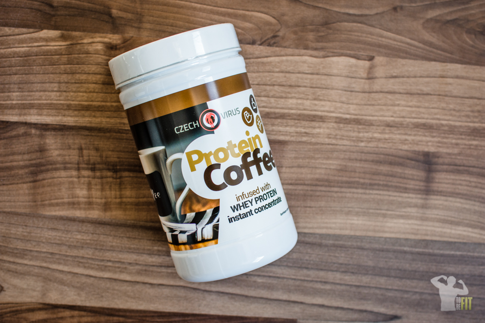 Protein Coffee od Czech Virus