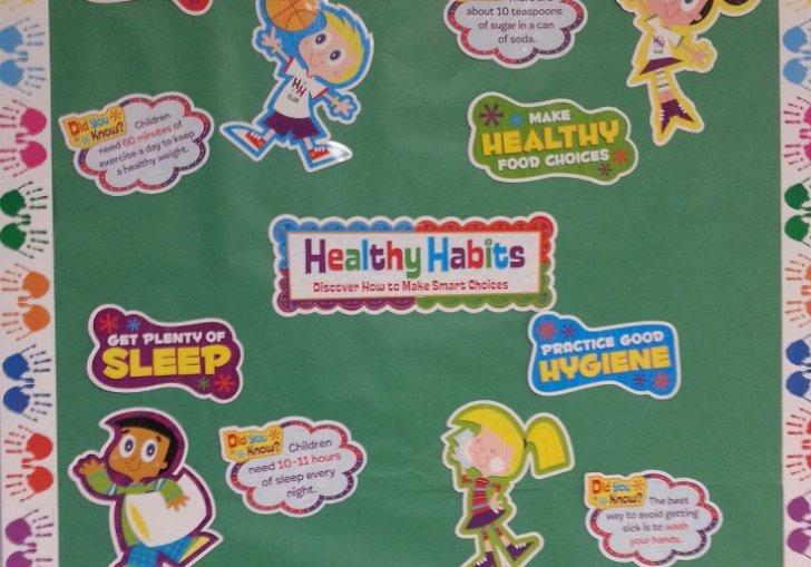 Nurse Bulletin Board Ideas