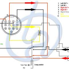 Wiring Diagram For Phone Jack 3 Phase Variac Oem Audio Systems - Rx-7 Fd Tobias Albert