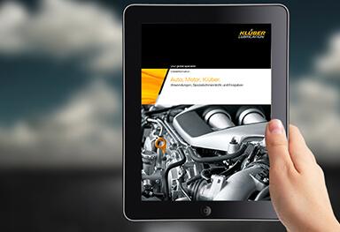 Klüber Lubrication – Digital Publishing