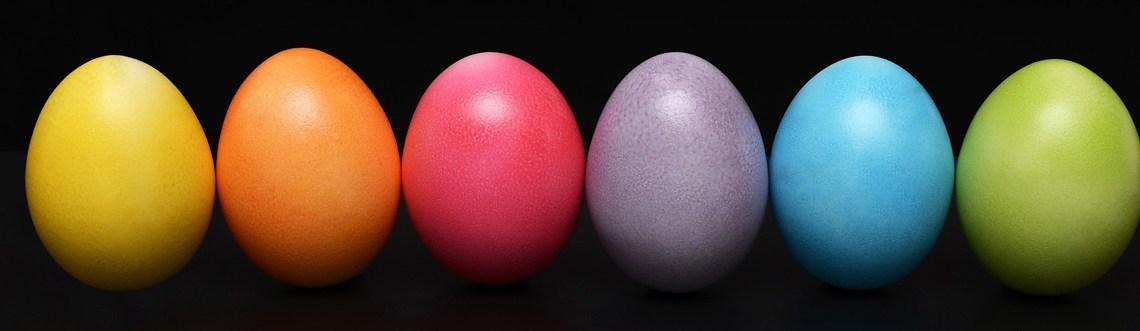 Kann man Ostereier mit Naturfarben färben?