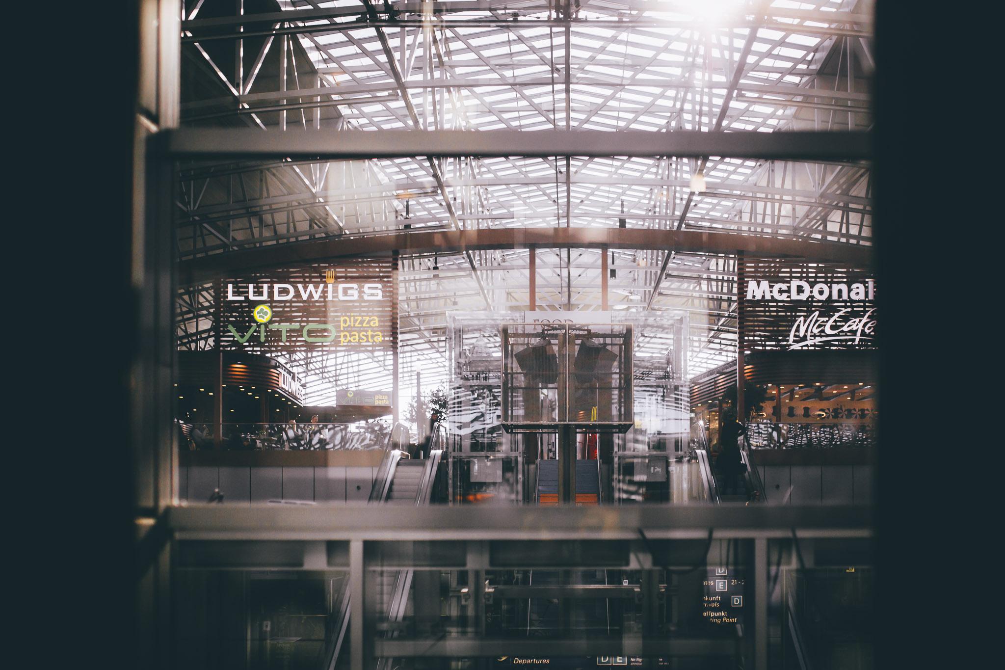 Flughafen Frankfurt Impression