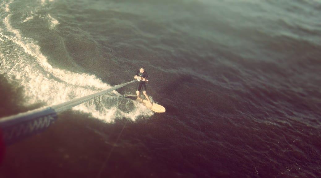 Alaia Kitesurfing in Brasilien bei Kiel