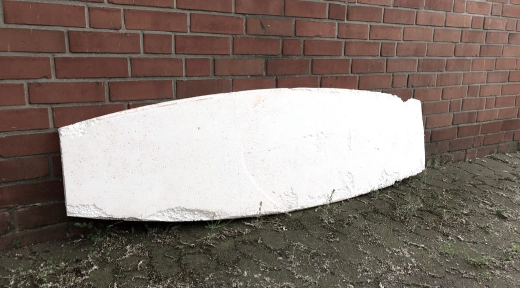 EPS-Surfboard-Blank Recycling