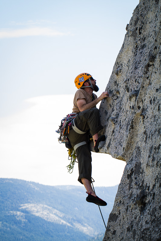 Over Easy 5.8, Lake Tahoe