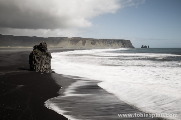 Black Beach of Vik