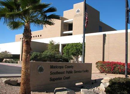 Maricopa County Superior Court in Mesa Arizona  Tobin Law