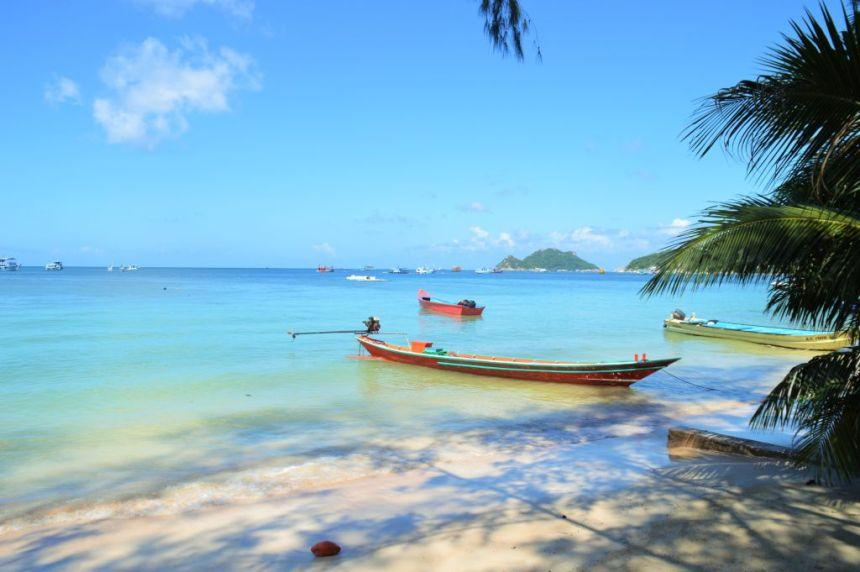 Beach von Koh Tao