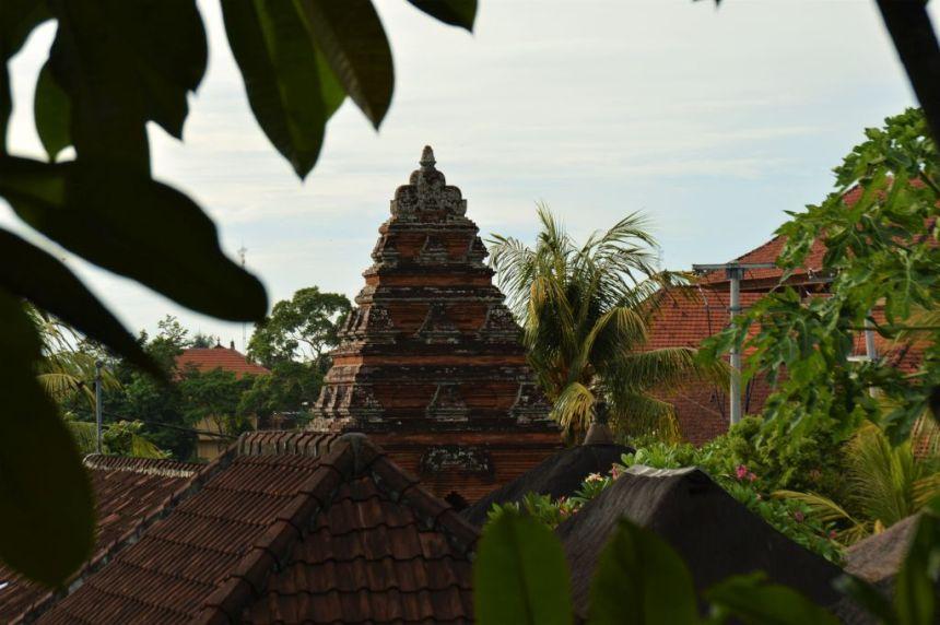 Tempel im Garten