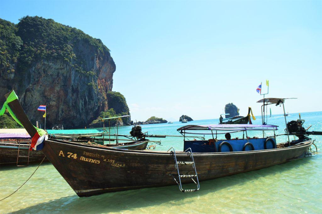 In Krabi (Town) und Railay – Unterwegs an der Westküste Thailands
