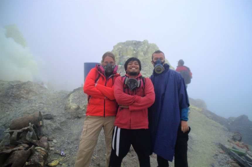 Mount Ijen - Unser Guide