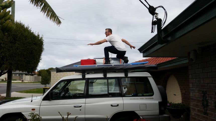 Surfboard hält ^^