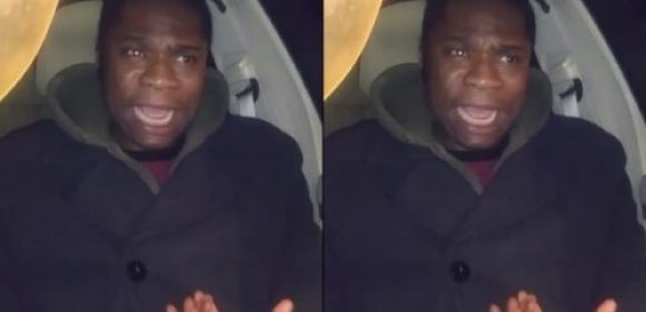 Speed Darlington caught urinating in public in New York, fined (Video)