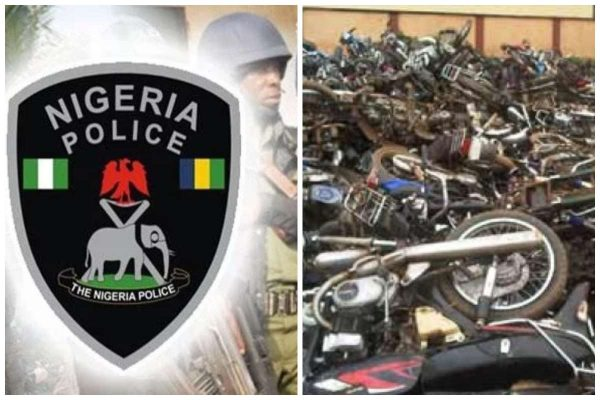 Dismissed policeman caught stealing motorcycles in Lagos state lailasnews