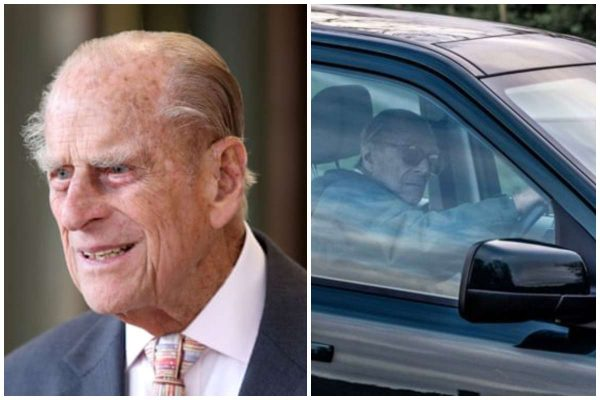 Prince Philip gives up driving licence lailasnews