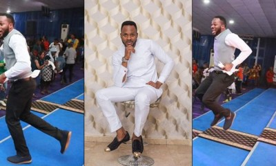 Photos of the RCCG pastor who committed suicide in Abuja
