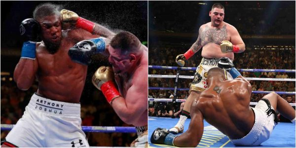 Anthony Joshua reacts after defeat to Andy Ruiz Jr lailasnews 3