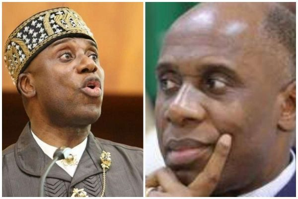 Nigeria is used to chop I chop politics - Amaechi