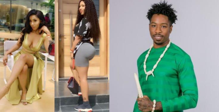 Mercy Speaks On Relationship With Ike