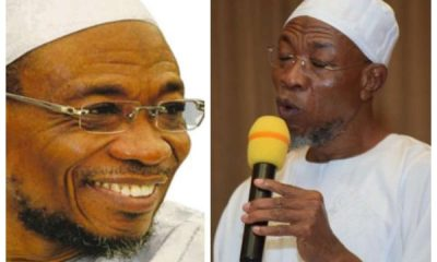I did not earn salary for eight years - Aregbesola lailasnews