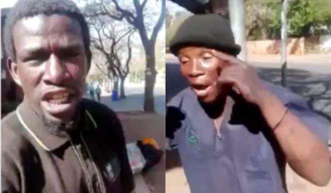 Eyewitnesses reveal what started the Xenophobic attacks in South Africa (Video)