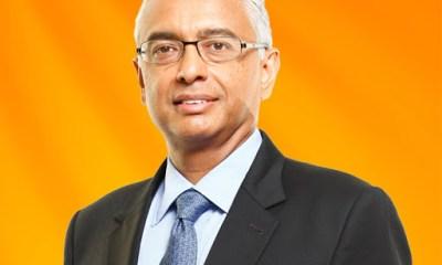 Mauritius Prime Minister, Pravind Jugnauth