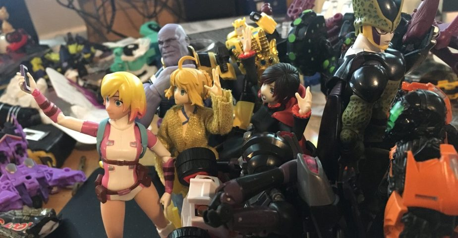 Wait, what's this? A new post to this site? YES! Basically I decide that I wanted to maybe actually use this thing that I pay money to maintain to post my top toy lists for 2018 as I also try and...
