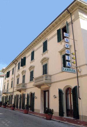 Hotel Savoia Campana Elerheto Szobak
