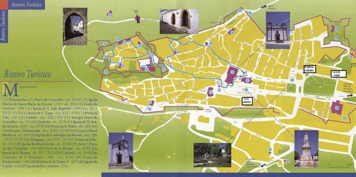 Maps For Hotel Casa Do Parque