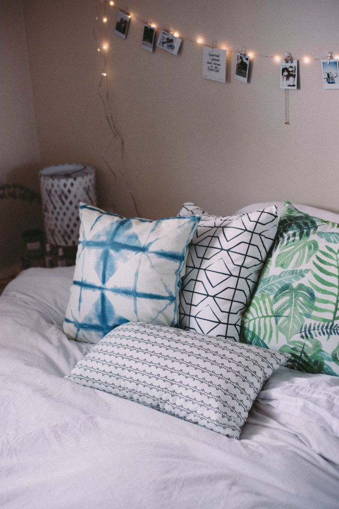 Minted Pillows