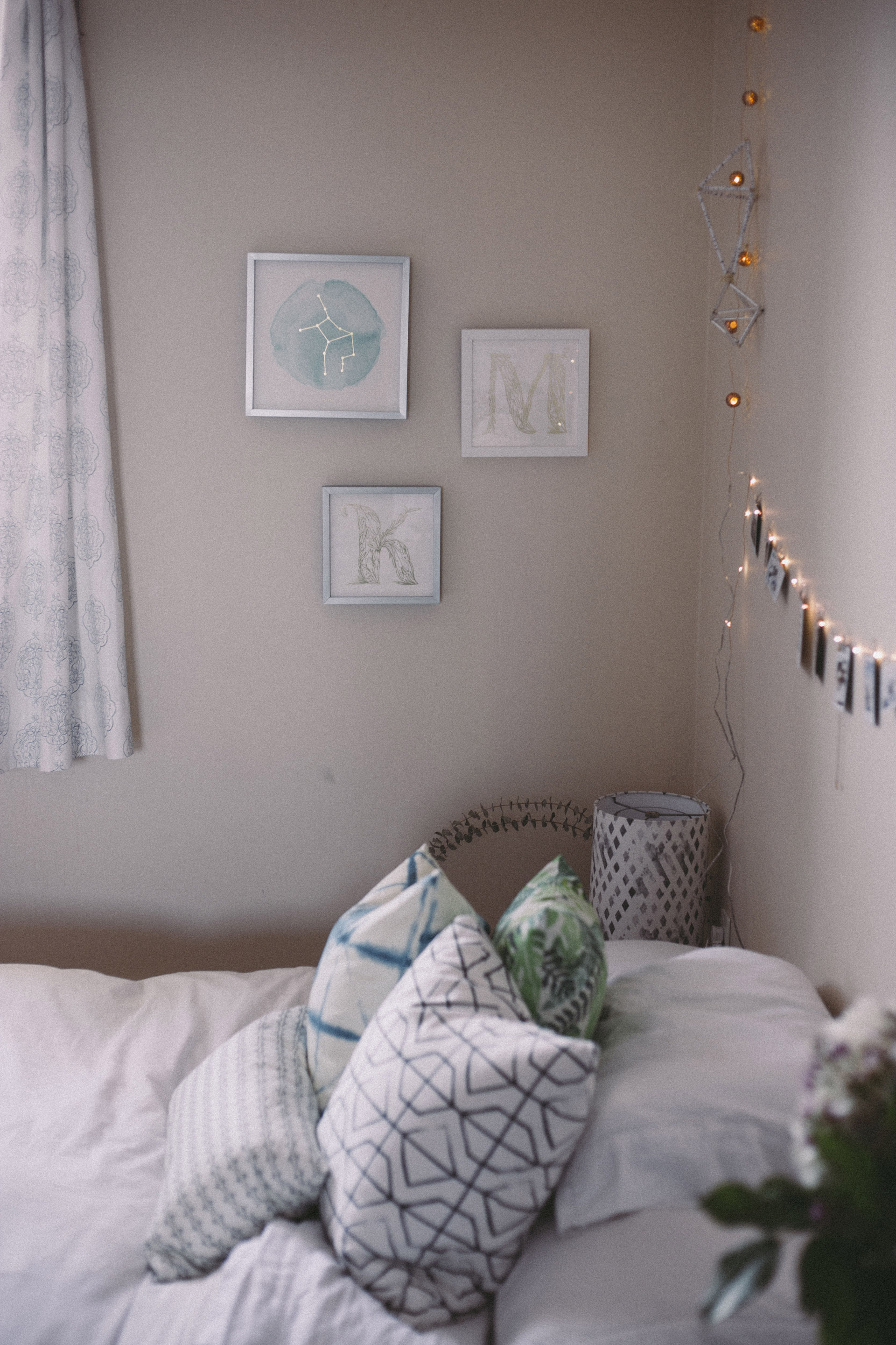 Boho Bedroom Created Sweet Little Decor Pieces From Minted