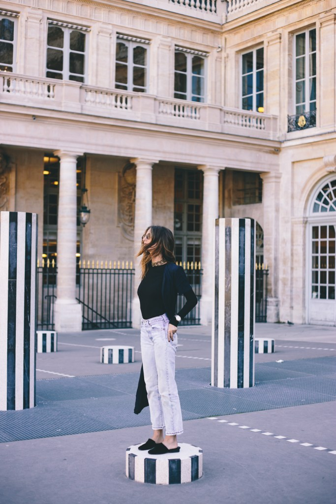 Palais Royale is an instagram location in Paris